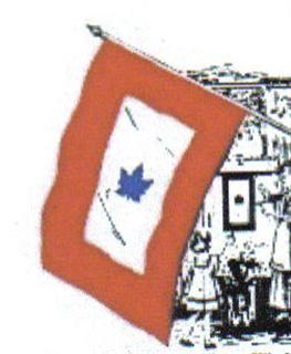 [Canadian Service Flag]