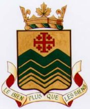 Saint-Cyrille de Lessard coat of arms