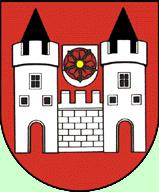 [Vyssí Brod Coat of Arms ]
