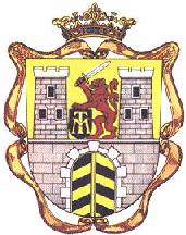 [Terezín coat of arms]