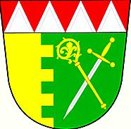 [Drevcice coat of arms]