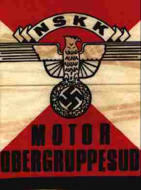 [Photo, NSKK Region (NSDAP, Germany)]