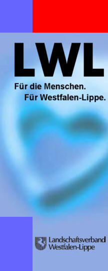 [Landschaftsverband Westfalen-Lippe, flag for everyday use (North Rhine-Westphalia, Germany)]