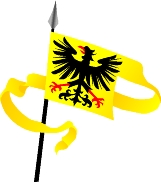 [Emperor's Banner until 1401 (Holy Roman Empire, Germany)]