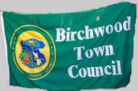 [Birchwood town flag]