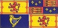 [Royal banner of Scotland: James VI]