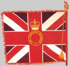 [Queen's Colour, Royal Gibraltar Regiment (Gibraltar, United Kingdom)]