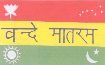 [1906 Flag of India]