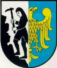 [Bytom city coat of arms]