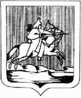 Omsk coat-of-arms in 1825