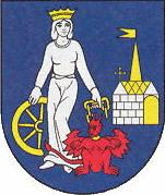 [Vojnany coat of arms]