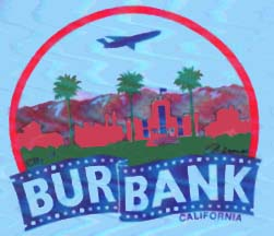 [flag of City of Burbank, California]