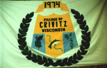 [Crivitz, Wisconsin flag]
