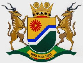 [Coat of Arms of Mpumalanga]