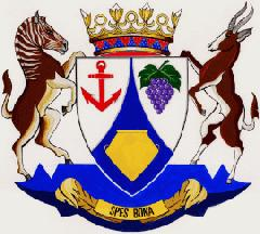 [Coat of Arms of the Western Cape]
